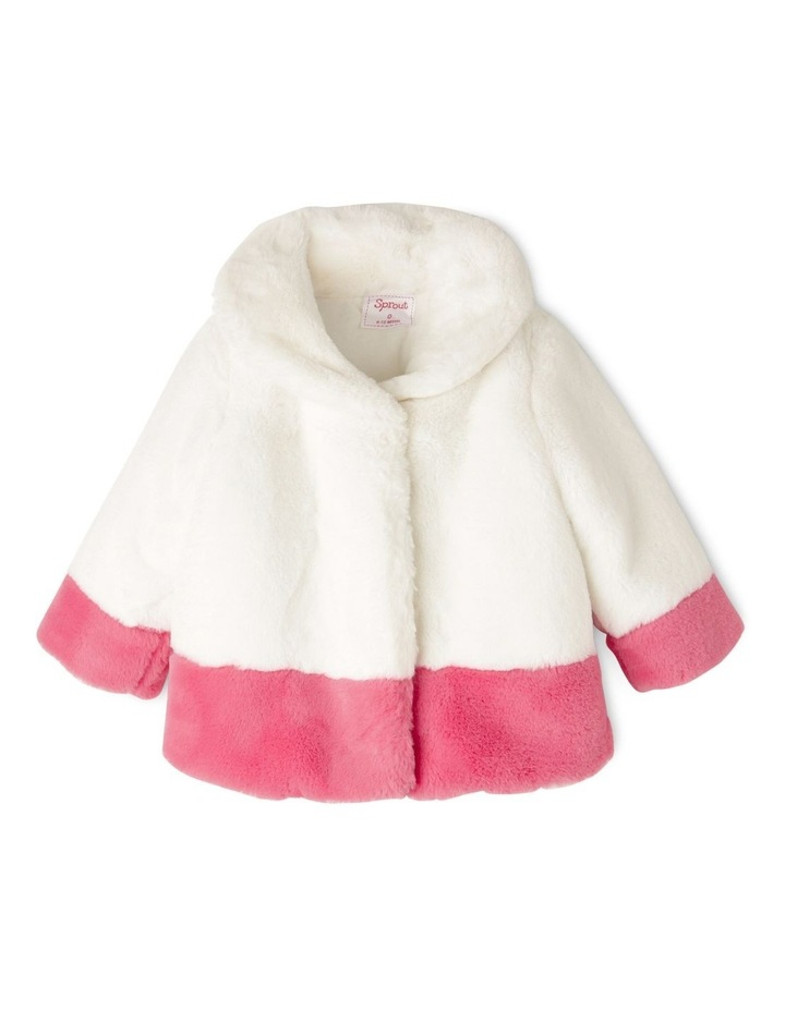 Faux Fur Jacket image 1