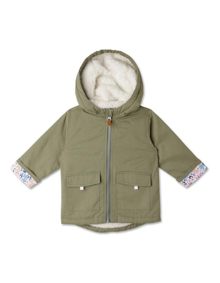 Phoenix Anorak Sherpa Hood Jacket image 1