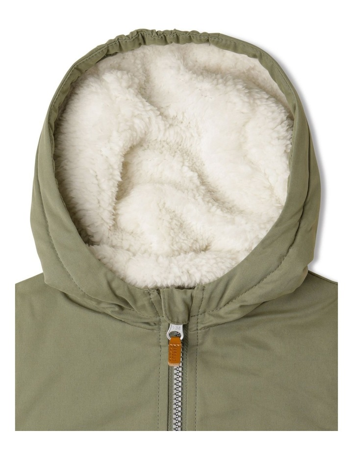 Phoenix Anorak Sherpa Hood Jacket image 2