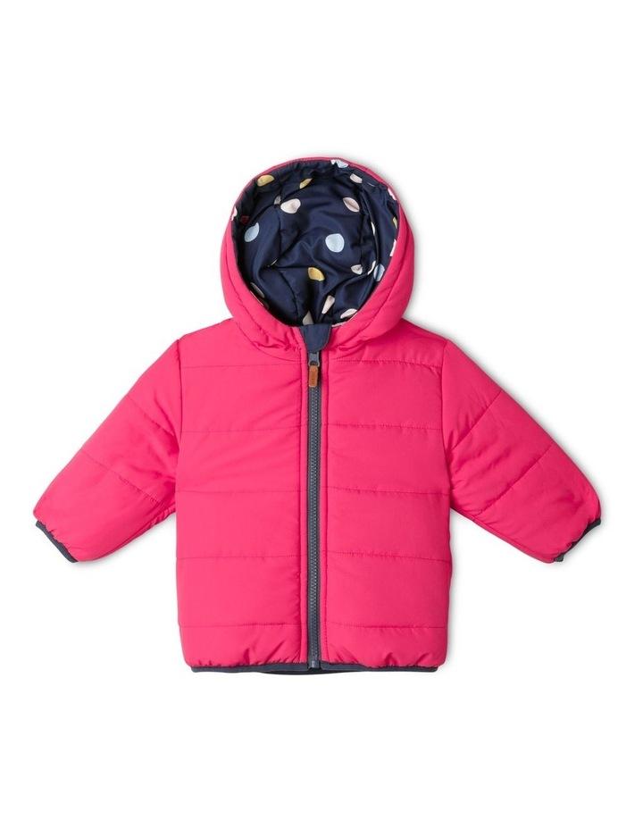 Amie Reversible Puffa Jacket image 2