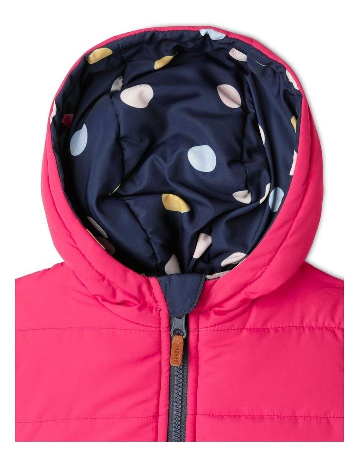 Amie Reversible Puffa Jacket image 5