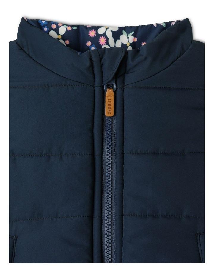 Frankie Reversible Vest Navy image 5