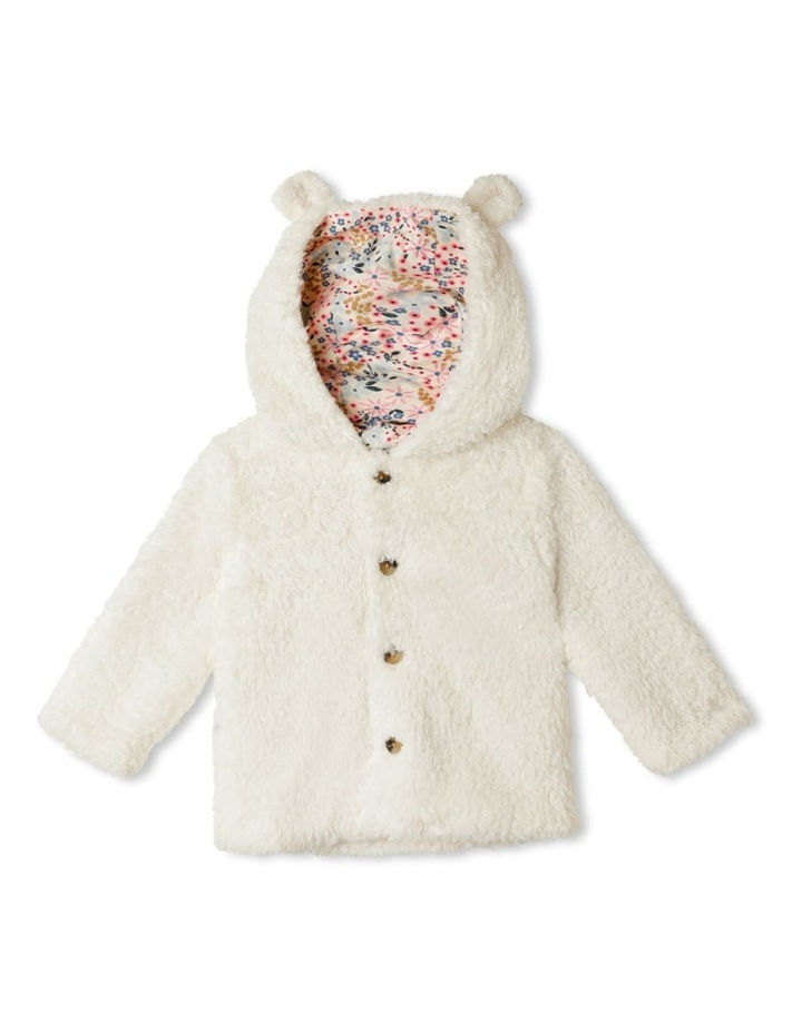 Romy Teddy Fleece Jacket image 1