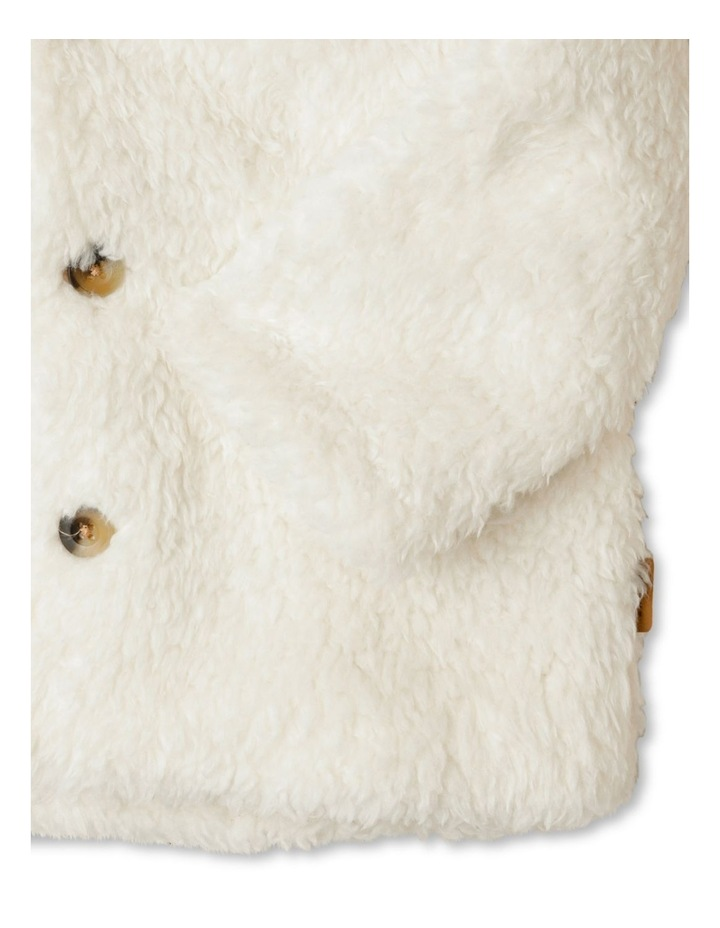 Romy Teddy Fleece Jacket image 4