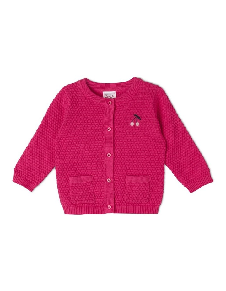 Dimple Cardigan (Ages 0-2) image 1