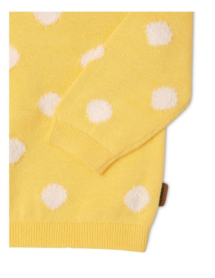 Frill Knit Jumper image 3