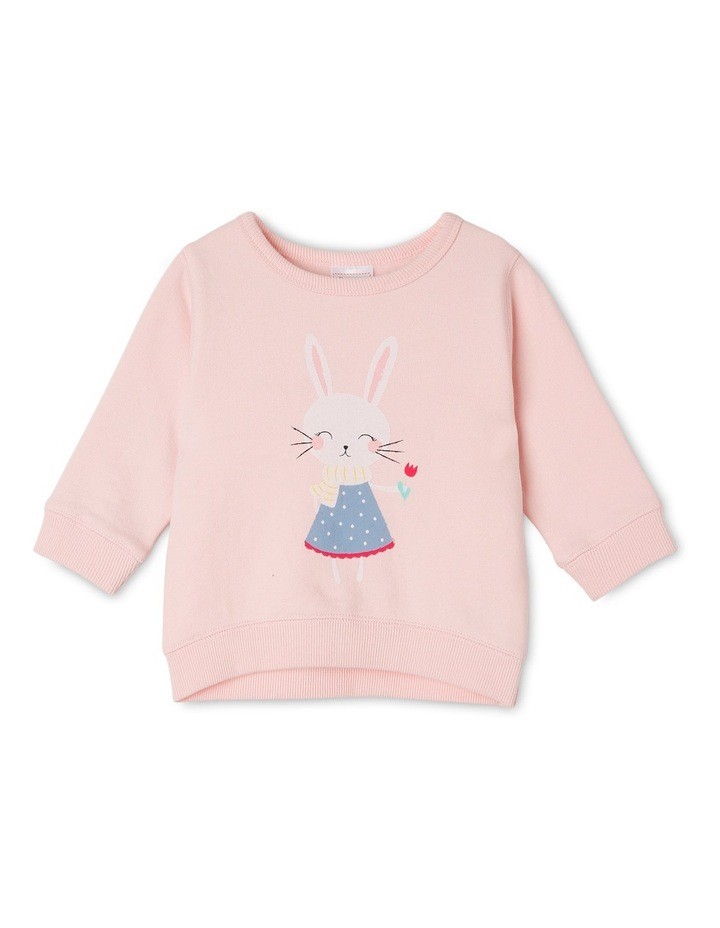 Essential Bunny Sweat Top image 1
