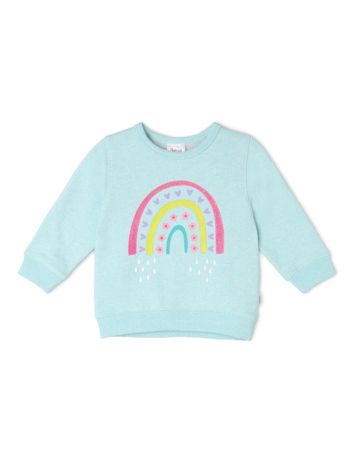 Essential Mint Sweat Top image 1
