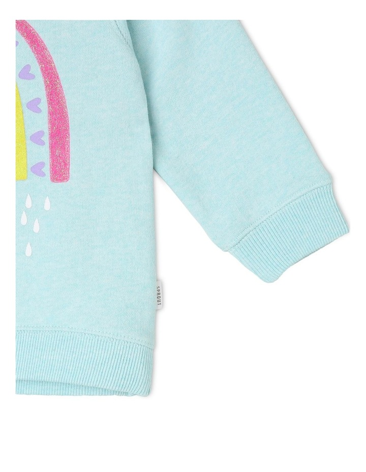 Essential Mint Sweat Top image 3
