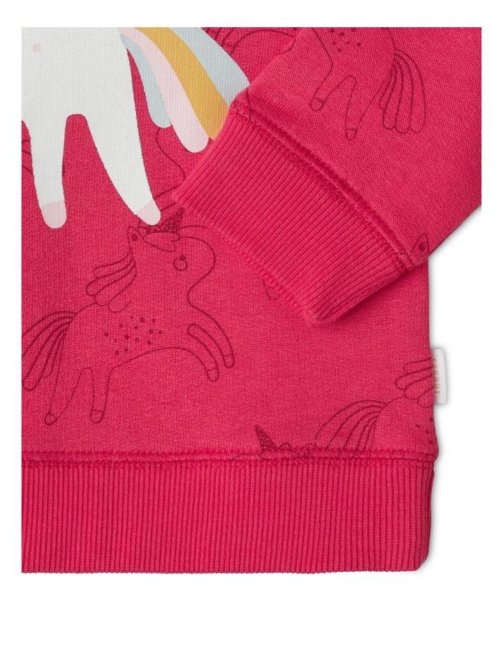 Sketchy Unicorn Essential Organic Sweat Top image 4