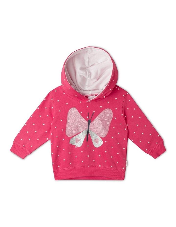 Butterfly Essential Organic Hoodie image 1