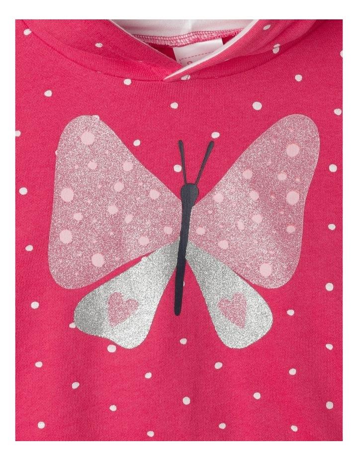 Butterfly Essential Organic Hoodie image 2