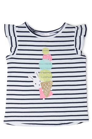 Sprout - Girls Essential Top TGS19000-CW3