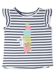 Girls Essential Top TGS19000-CW3