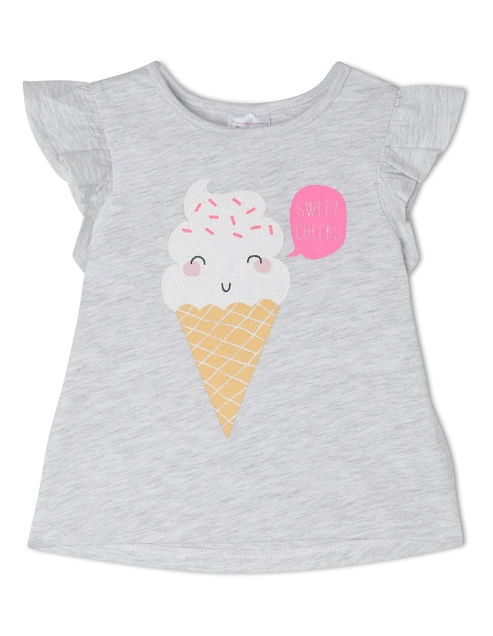 Girls Essential Top TGS19000-CW6 image 1