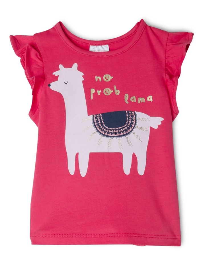 Girls Essential Top TGS19000-CW7 image 1