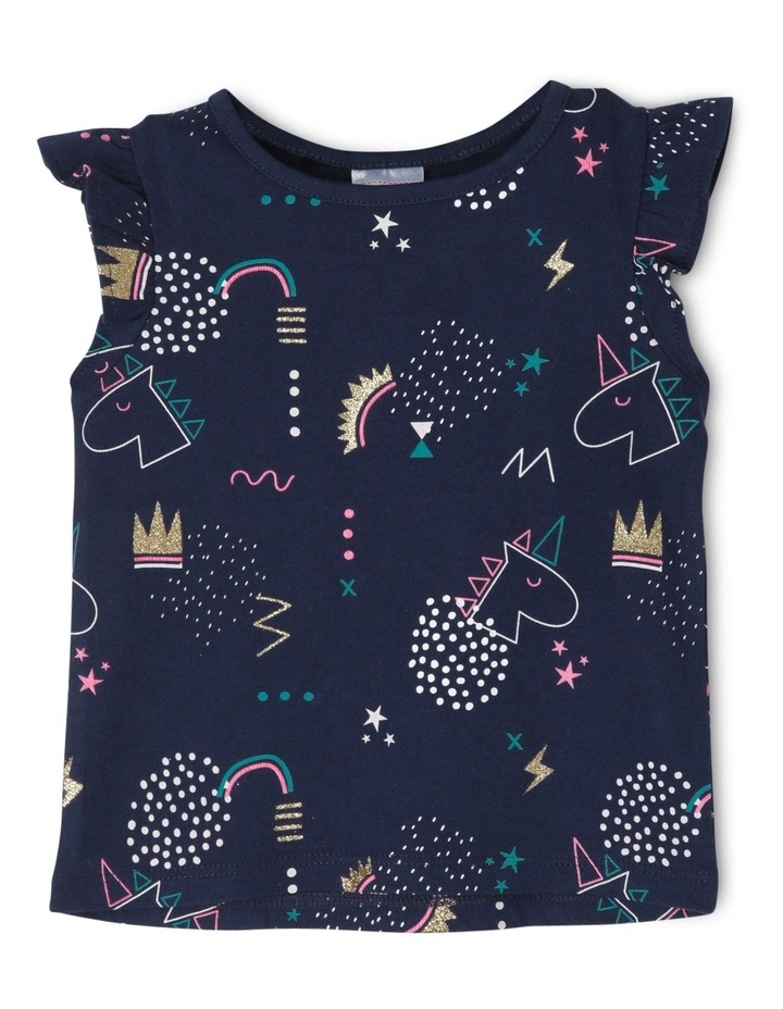 Girls Essential Top TGS19000-CW8 image 1