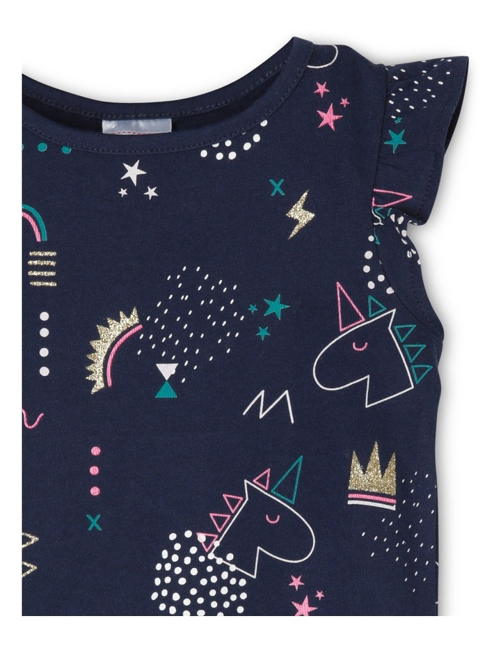 Girls Essential Top TGS19000-CW8 image 2