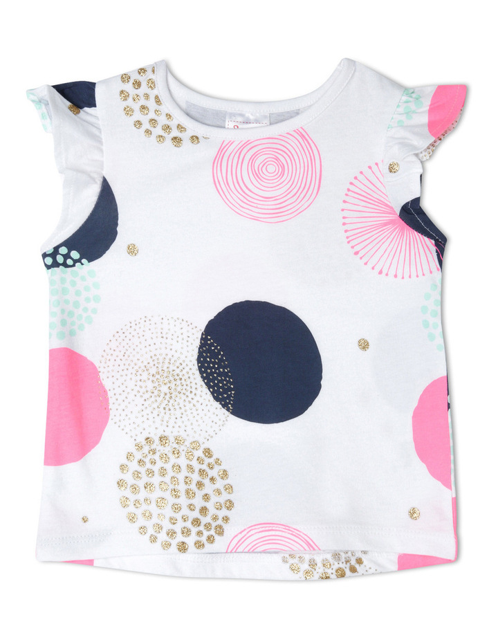 Girls Essential Top TGS19000-CW9 image 1