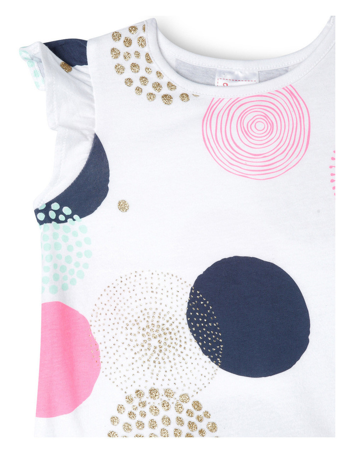 Girls Essential Top TGS19000-CW9 image 2