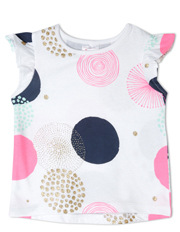 Sprout - Girls Essential Top TGS19000-CW9
