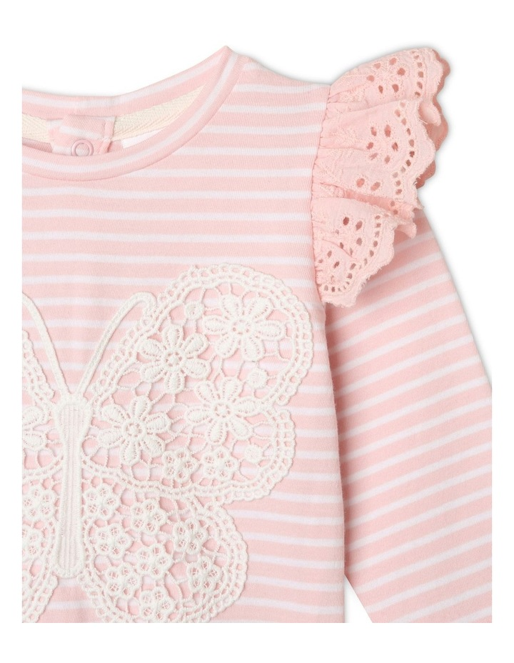 Hanna Butterfly Top Light Pink image 2