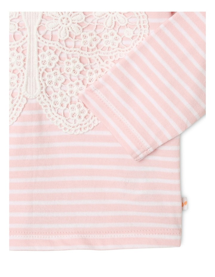 Hanna Butterfly Top Light Pink image 5