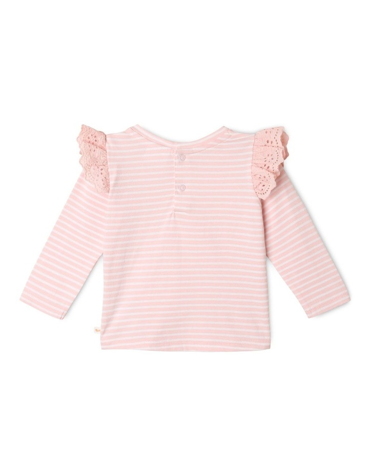 Hanna Butterfly Top Light Pink image 6