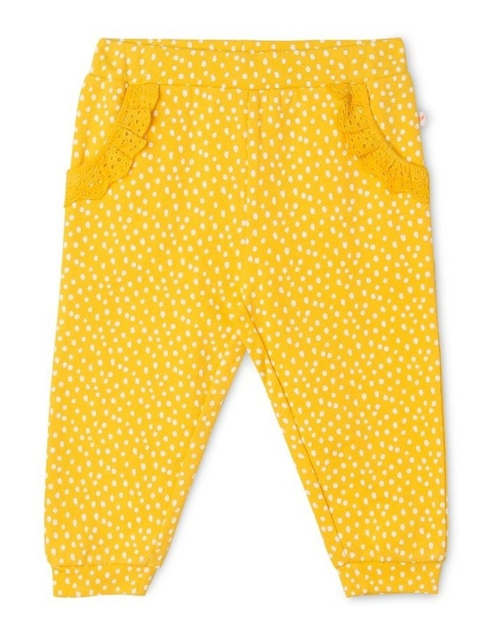 Lace Frill Legging image 1