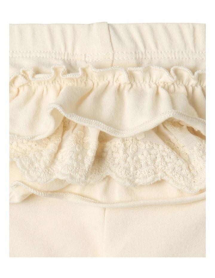 Willa Frill Legging White image 4