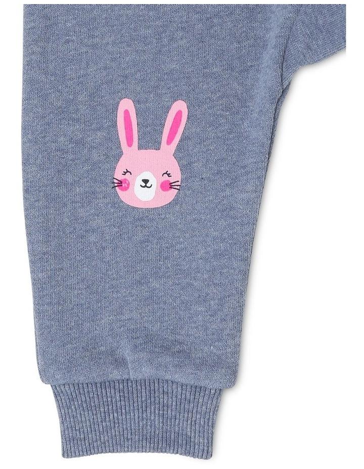 Essential Bunny Print Track-Pant image 2