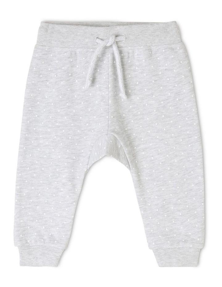 Essential Grey Track-Pant image 1