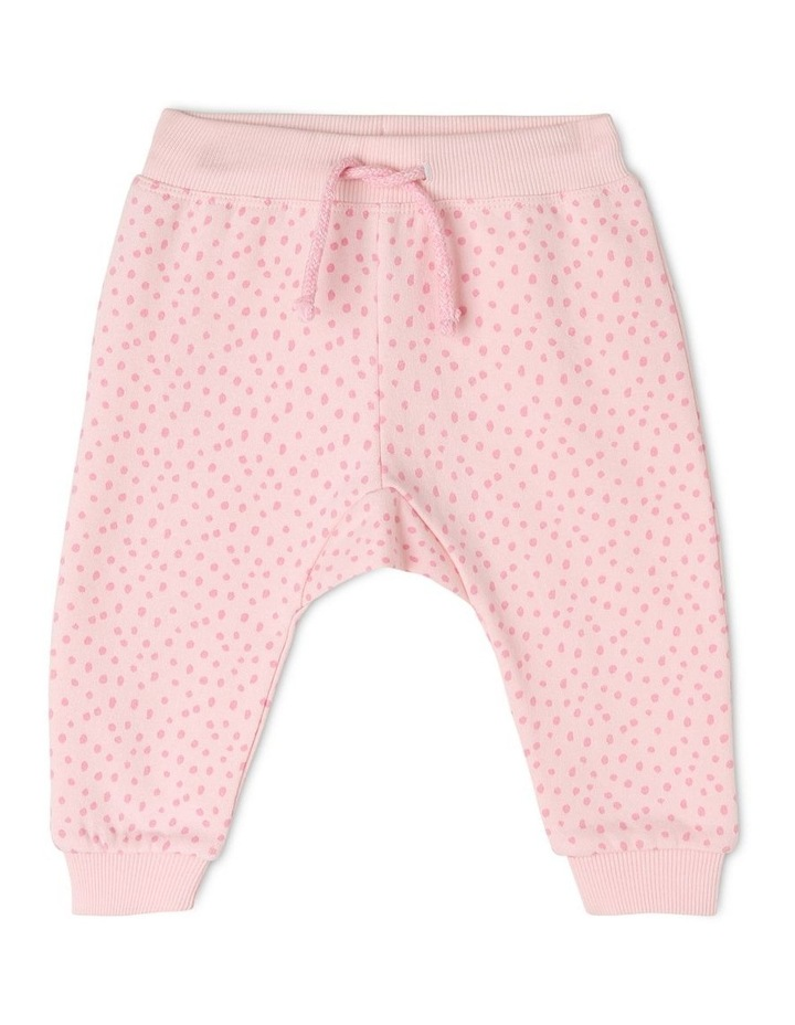 Essential Pale Pink Trackpant image 1