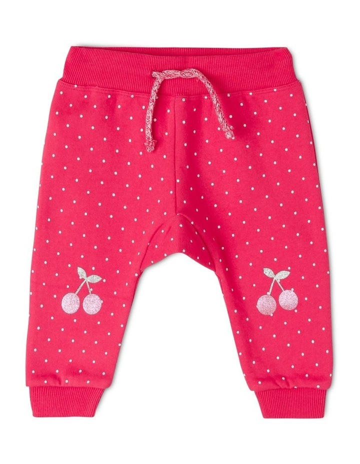 Essential Pink Trackpant image 1