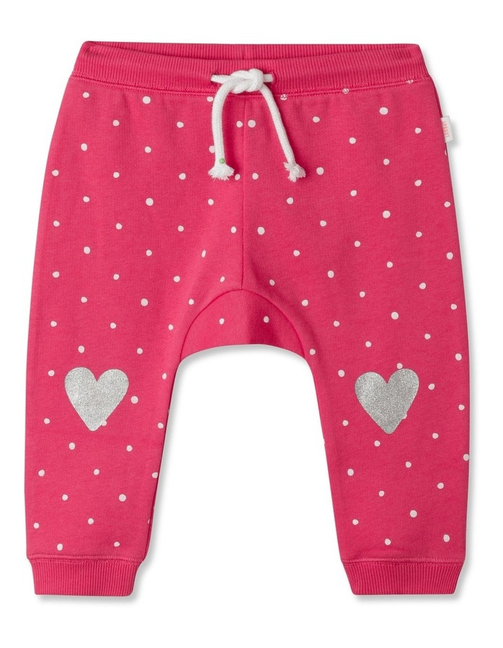Heart Knees Essential Organic Trackpant image 1