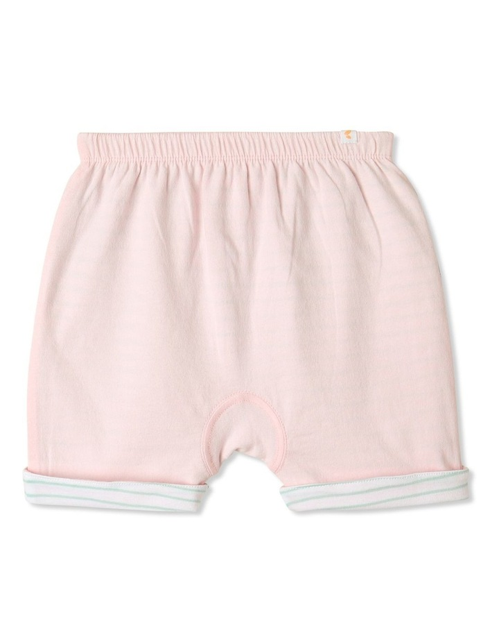 Organic Essential Reversible Shorts Pink image 1