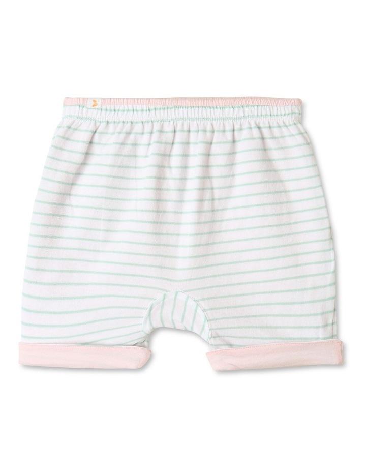 Organic Essential Reversible Shorts Pink image 2
