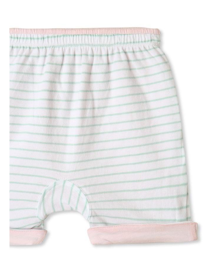 Organic Essential Reversible Shorts Pink image 4