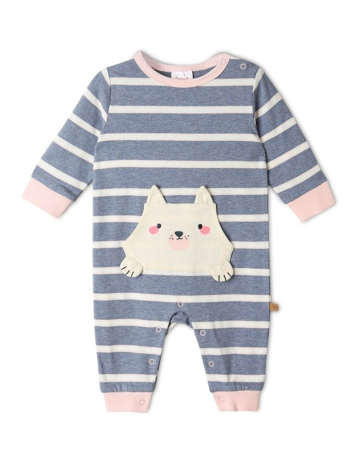 Watchdog Pocket Coverall Blue Marle image 1