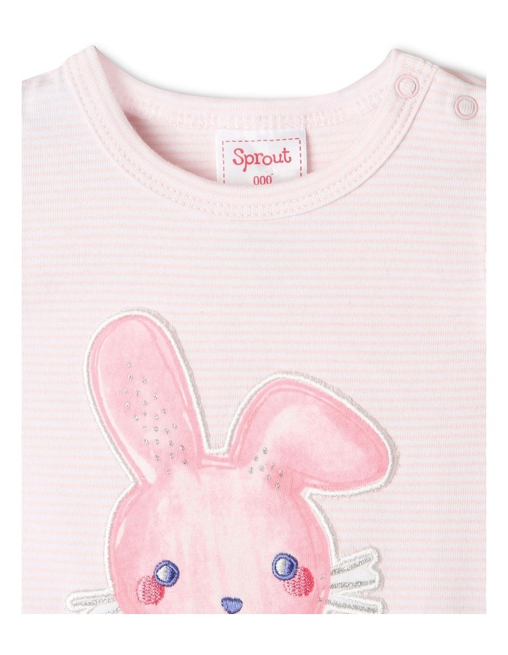 3D Butterfly Romper Pale Pink image 4
