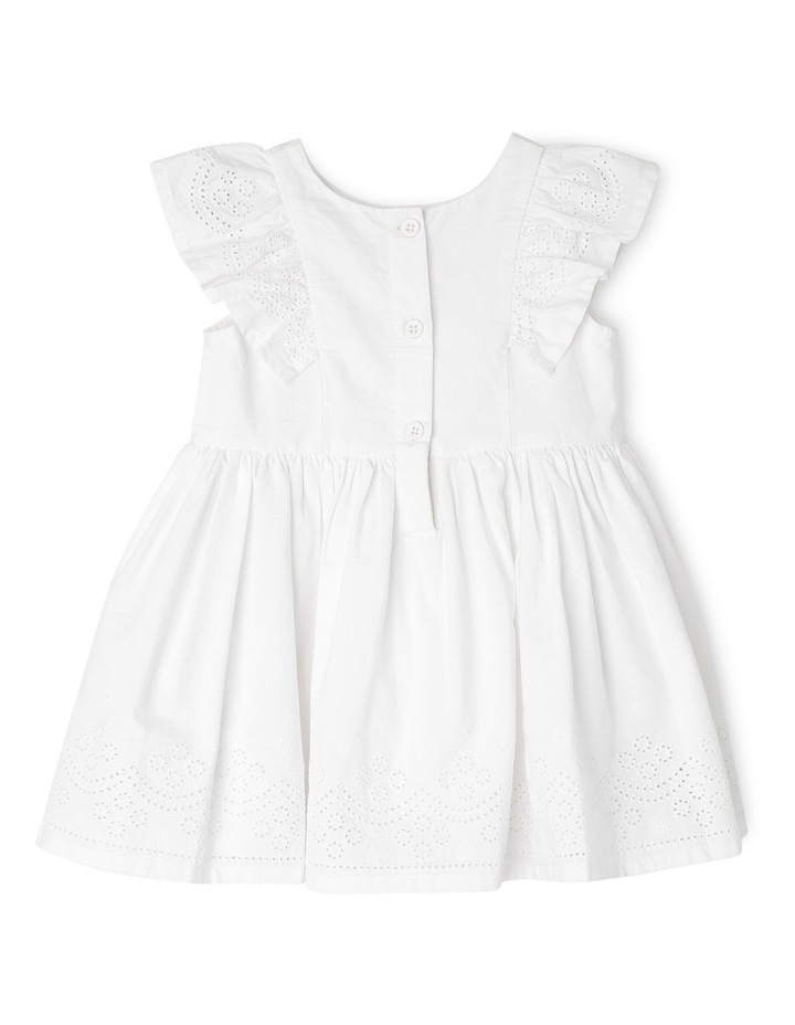 Broderie Dress TGS19004-CW1. image 2