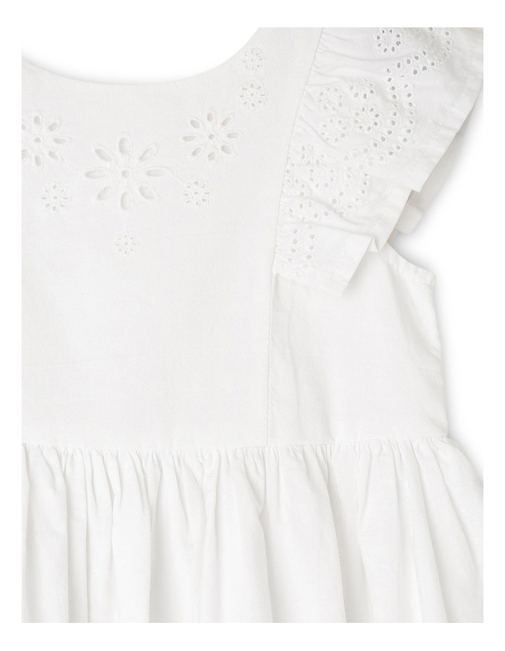 Broderie Dress TGS19004-CW1. image 3