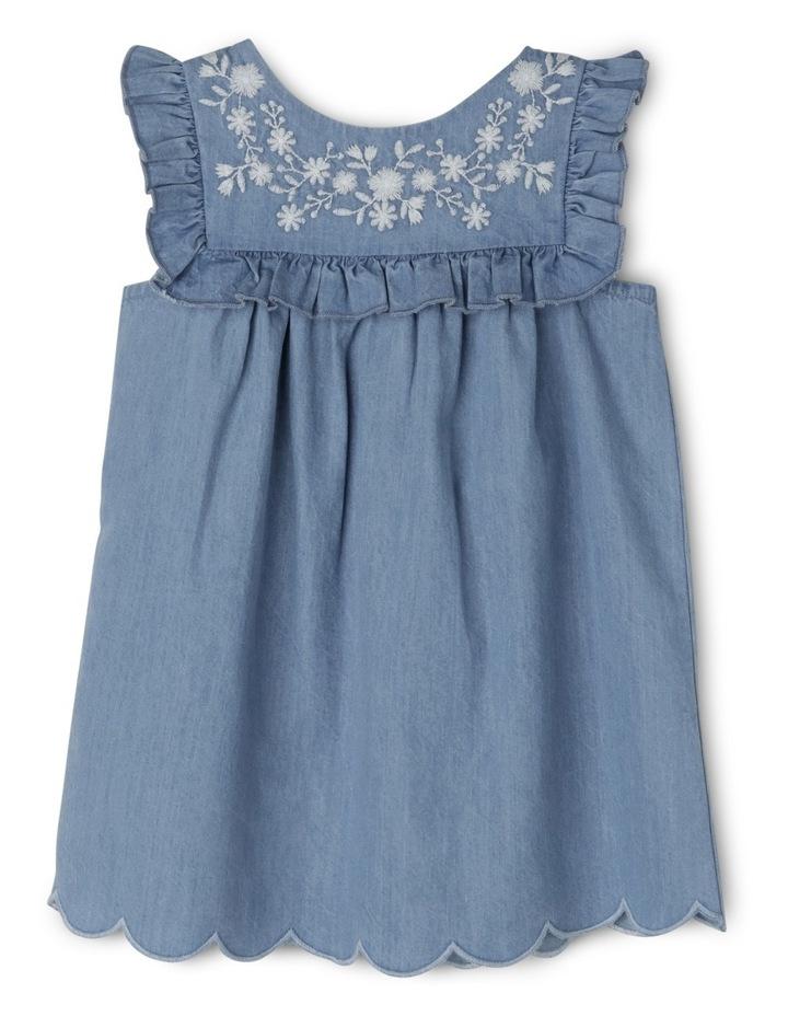 Chambray Dress image 1