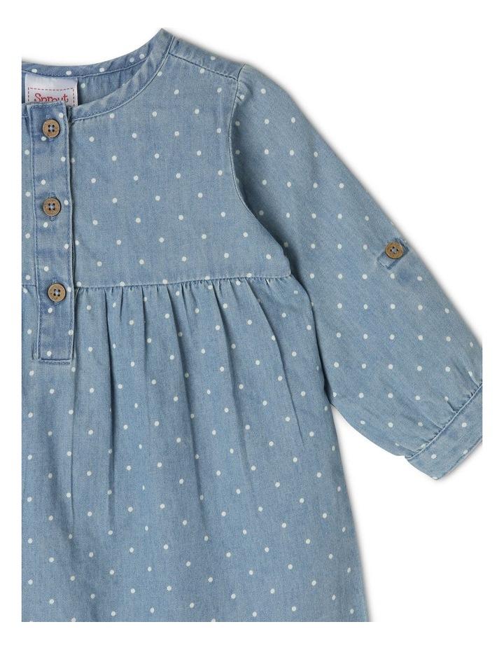 Chambray Dress image 4