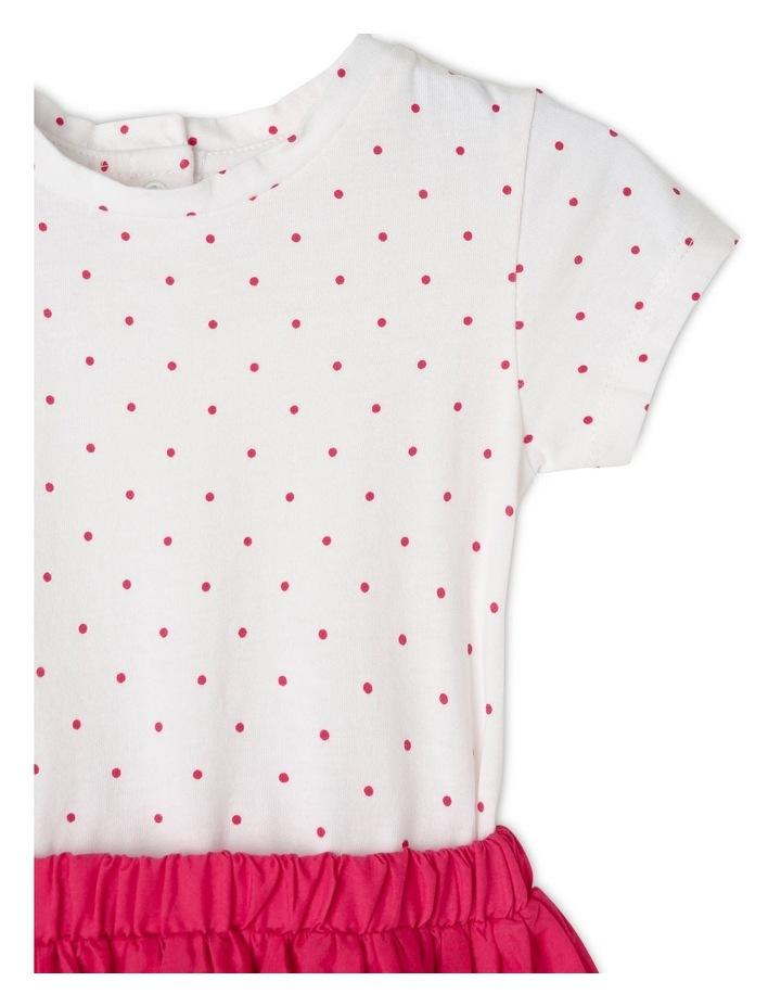 Broderie Dress & T-Shirt Set image 3