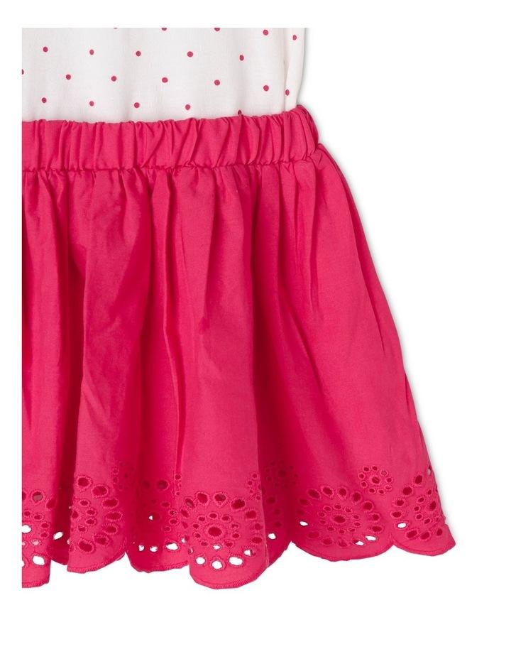 Broderie Dress & T-Shirt Set image 4