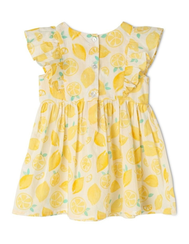 Flutter Sleeve Dress image 2
