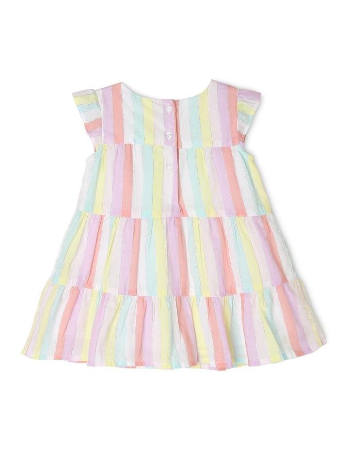 Rainbow Tiered Dress image 2