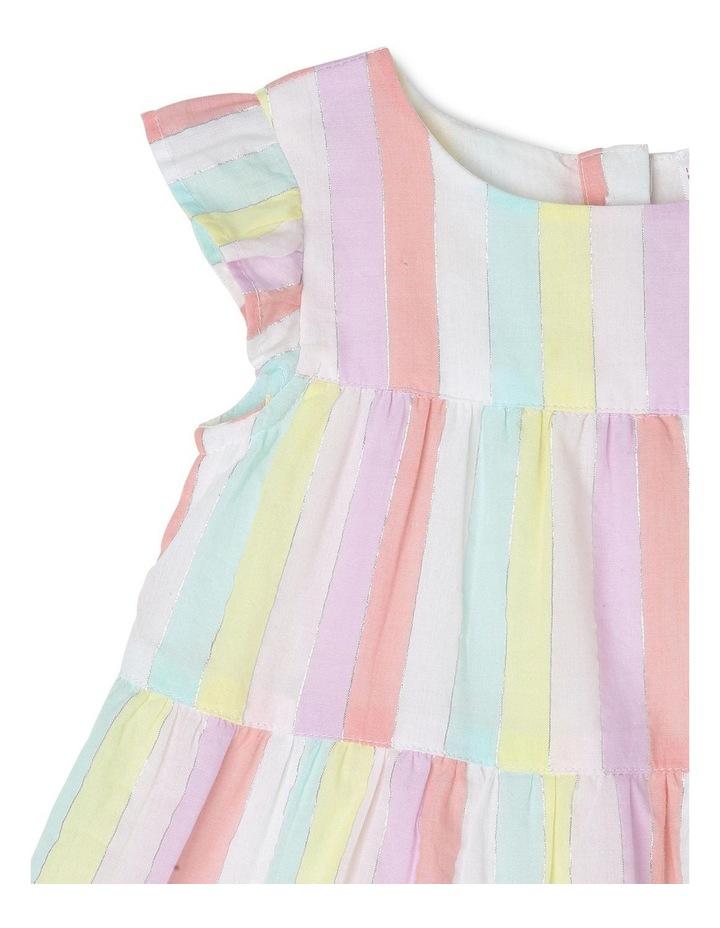 Rainbow Tiered Dress image 3