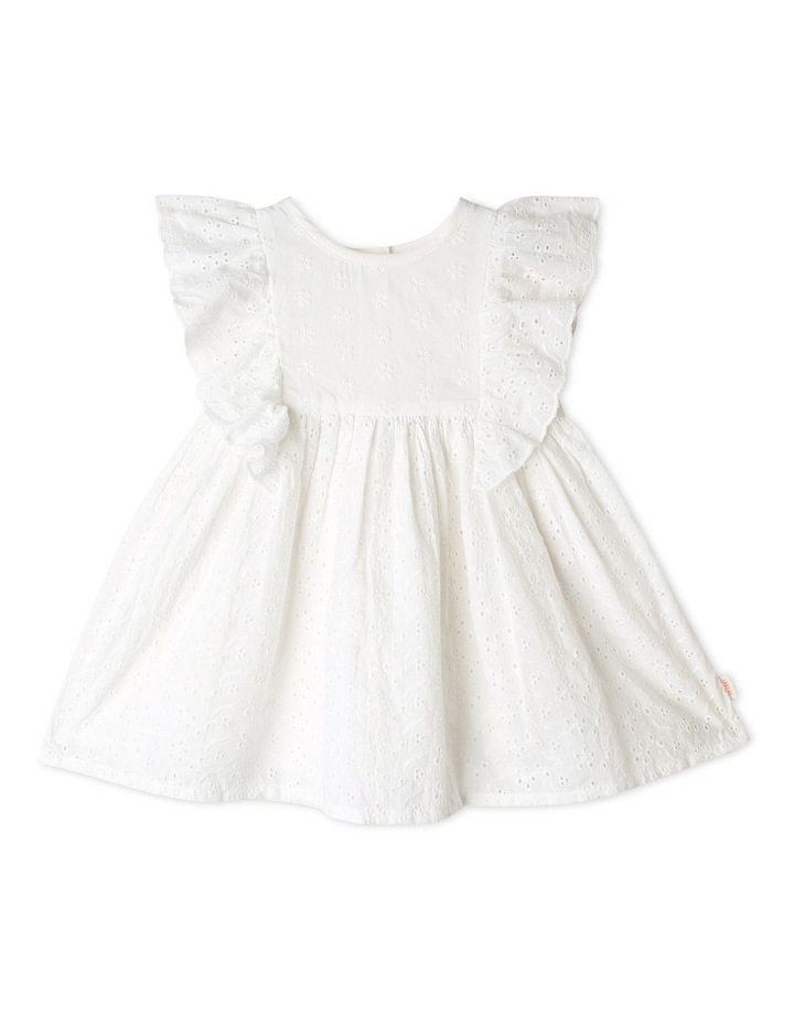 Evie Broderie Dress image 1